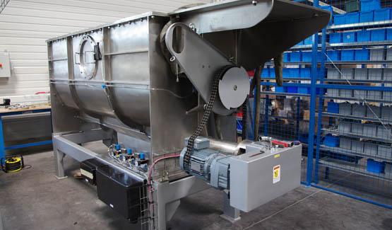 Broyeur industriel sucre Palamatic Process