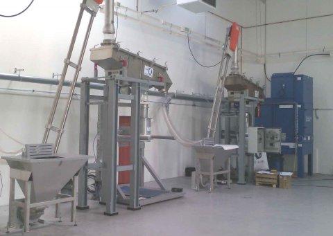 Convoyeur aéromécanique Palamatic Process