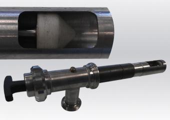 Echantillonneur - Piston - Palamatic Process