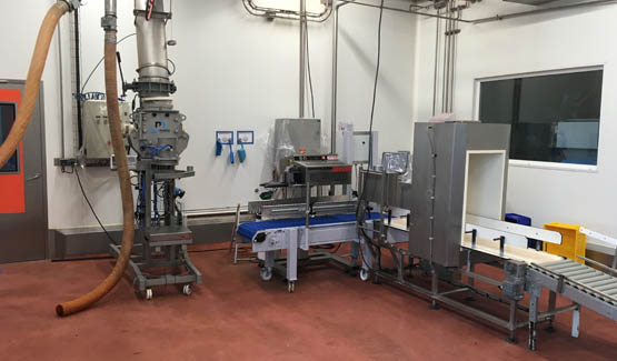 Process alimentaire Palamatic Process