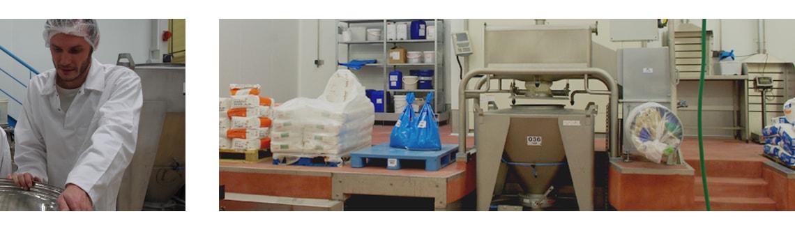 Dosage manuel micro-ingrédients en pré-pesée