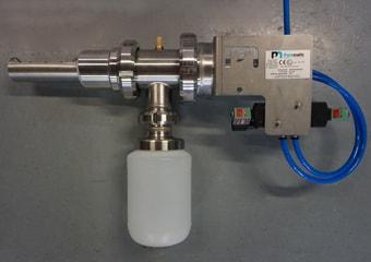 Echantillonneur pneumatique - Palamatic Process