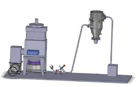Vanne à manchon industrielle Palamatic Process