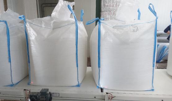 Big bags de stockage de poudre et pulvérulents