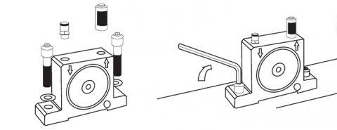 Vibrateur industriel Palamatic Process