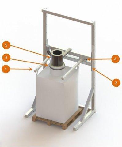 caracteristiques techniques flowmatic 01 palamatic