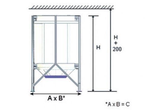 schema dimension silo souple