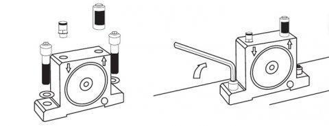 schema vibrateur
