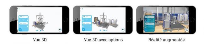 Palamatic Process expérience 3D
