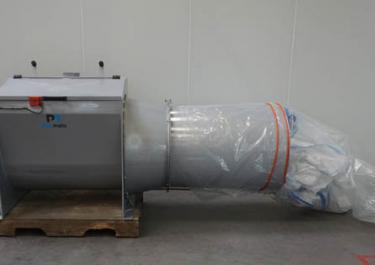 Compacteur industriel big bag