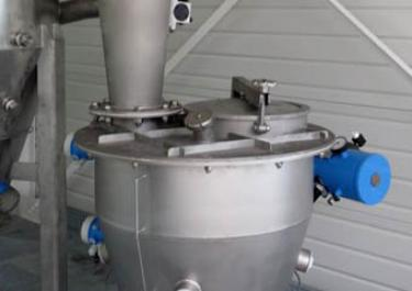 Canon à air Palamatic Process