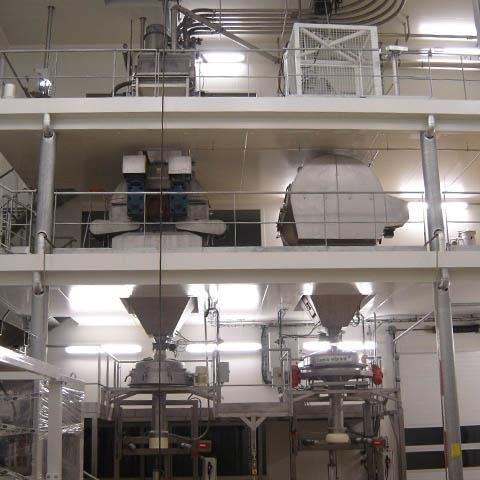 Ligne production Palamatic Process